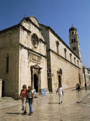 Igelsia de St. Saviour de Dubrovnik