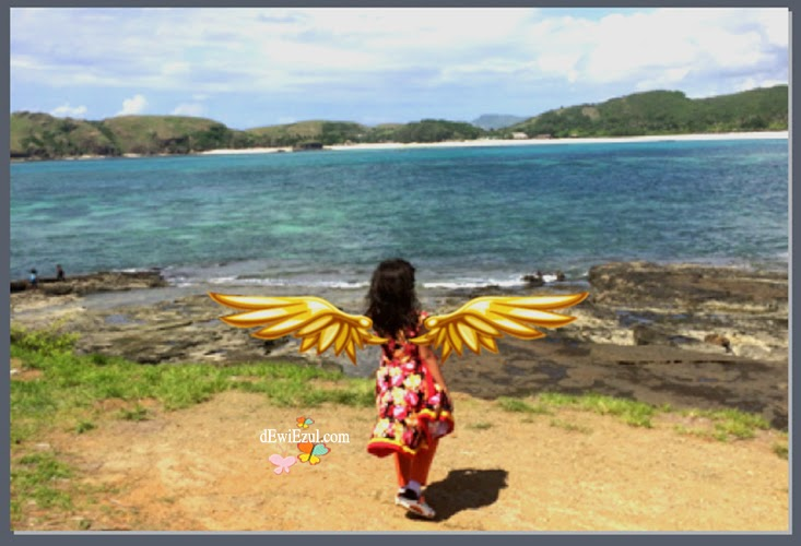 itenary lombok bersama anak-anak