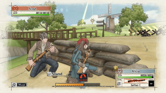 valkyria chronicles pc screenshot gameplay www.ovagames.com 7 Valkyria Chronicles (PC/MULTI2) RiP Version