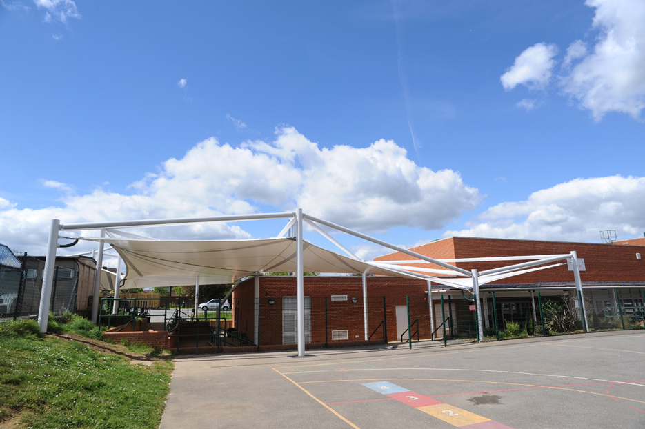 Pvc Hdpe Shade Structure Pvc Hdpe Shade Structure