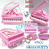 Kotak Musik Piano Pink Hello Kitty Harga Murah