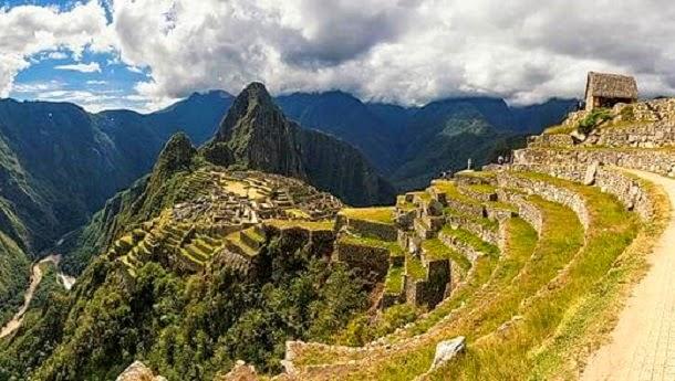 Cidade Perdida dos Incas