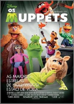 CAPA  | Baixar Filme Os Muppets Dual Áudio DVD-R Gratis