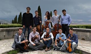 Jovens árabes e judeus unidos pela música