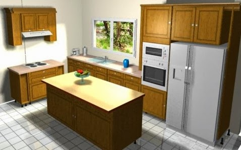 Well Planned Kitchen Layout For A Better And Clear Understanding Of Kitchen Design And Idea S