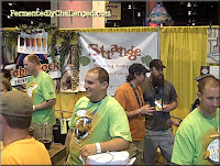 2011 GABF Strange Brewing Booth