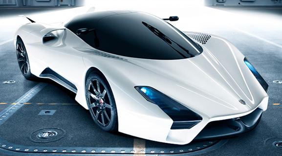 Gambar Mobil Keren Mewah - SSC Ultimate Aero XT