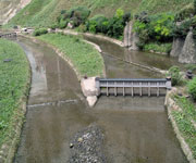 The Dujiangyan Irrigation System