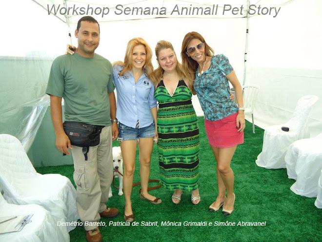 muito sucesso na Semana Animall