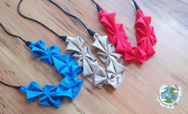 DIY Origami Jewelry