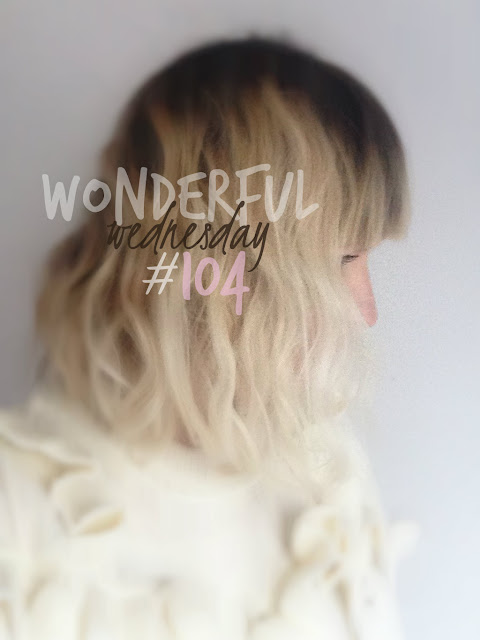 Wonderful Wednesday #104
