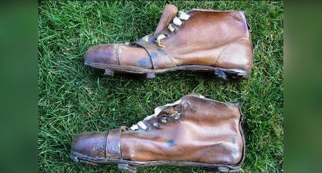 La historia de las botas en los Mundiales