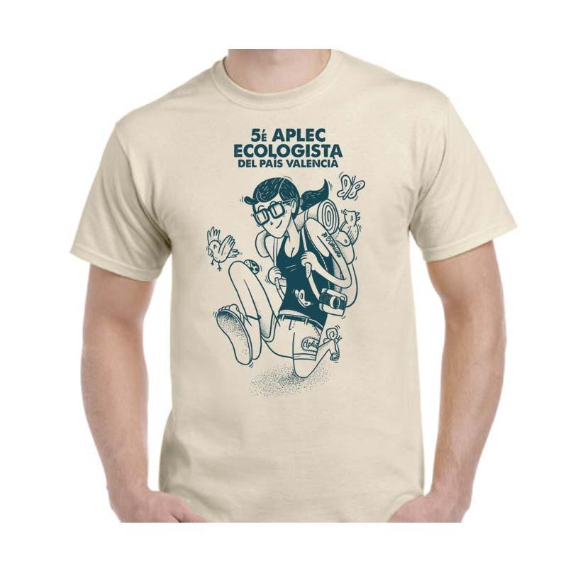 Un any més, la samarreta de l'Aplec