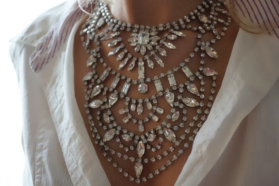 statement jewelry, statement necklace