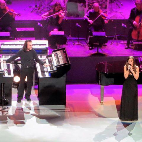 Yanni & Lauren Jelencovich