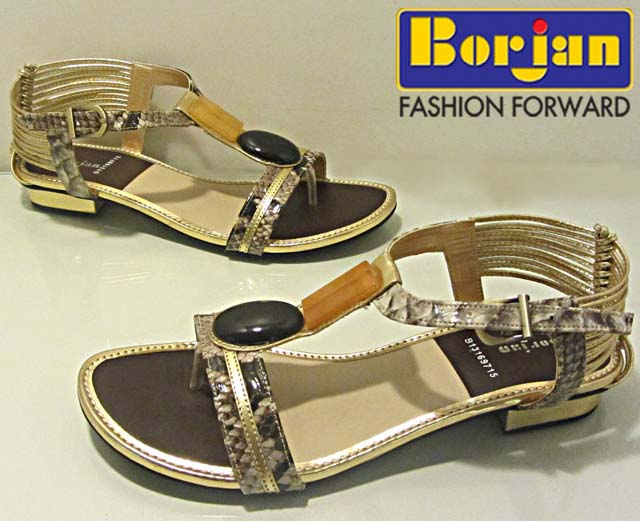 Borjan New 2013 Shoes