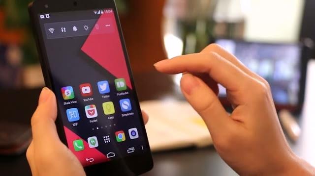 """أفضل تطبيقات """" لانشر Launcher """" للأندرويد لتغير شكل هاتفك"""