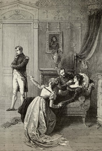 The Divorce Of Napoleon And Josephine | History And Other ...