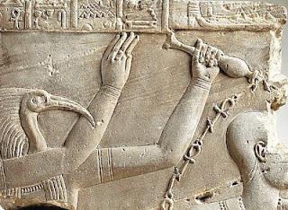 Batismo no antigo Egito ²