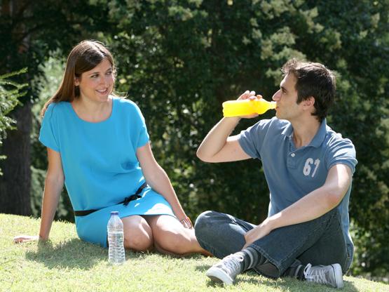 consejos para evitar la deshidración e hidratarse correctamente