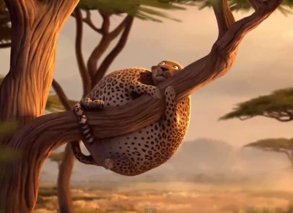 Si los animales comieran fast food. FMX 2013. Rollin' Safari