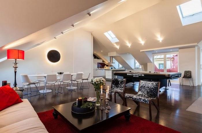 Moderne Appartement À Stockholm