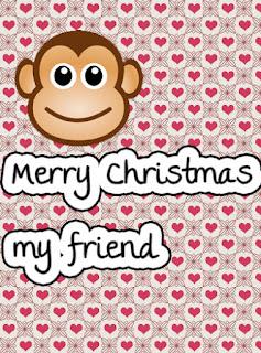 Monkey card 2