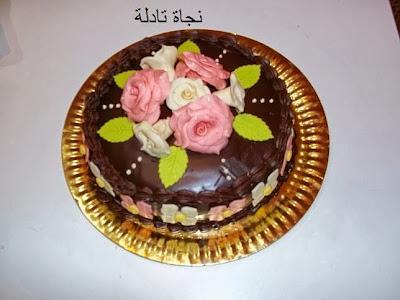 torta 992 طورطة بالشكلاط للمناسبات السعيدة