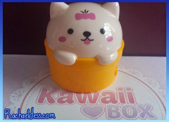 Kawaii Kitty Pencil Sharpener