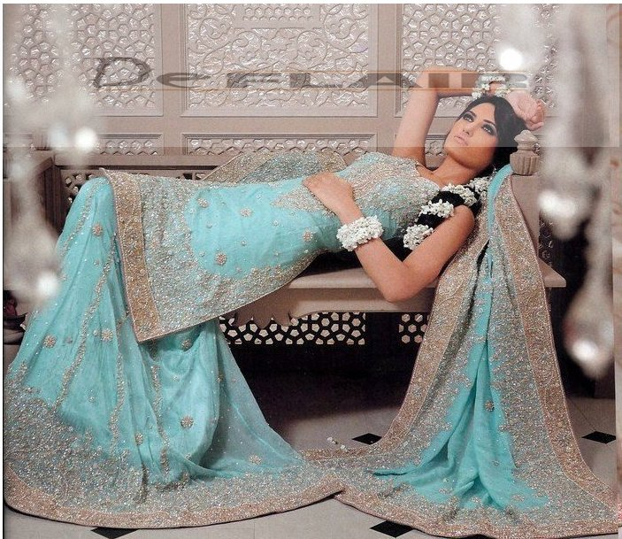 Most Expensive & Fabulous Bridal Collection In Pakistani Style