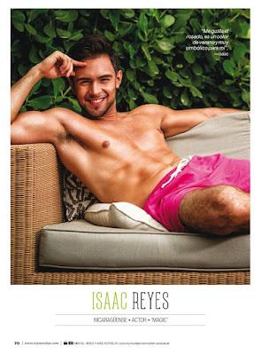 Isaac Reyes para Estrellas de Verano