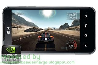 Harga LG Optimus 2X P990 Hp Terbaru 2012