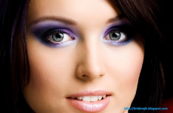 Purple Eye Shadow Makeup