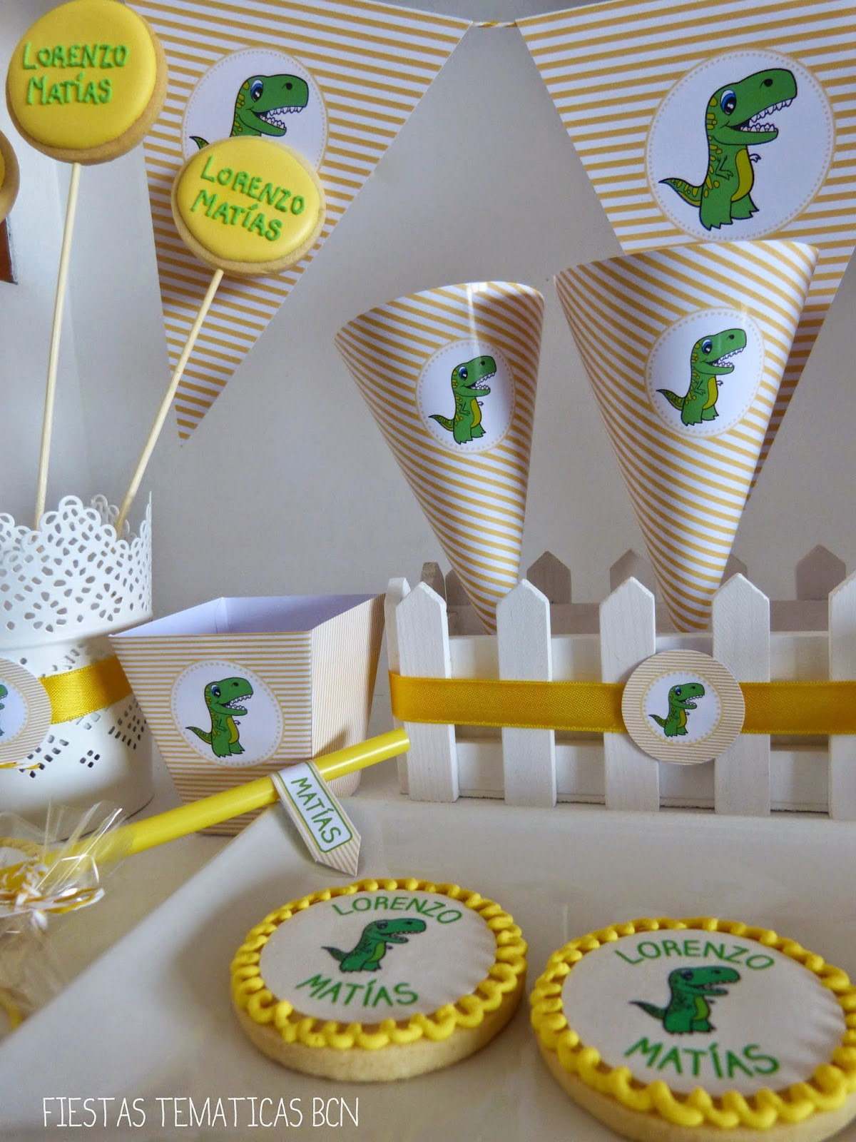 Fiestas tem ticas bcn kits de fiesta imprimibles for Ideas decoracion cumpleanos