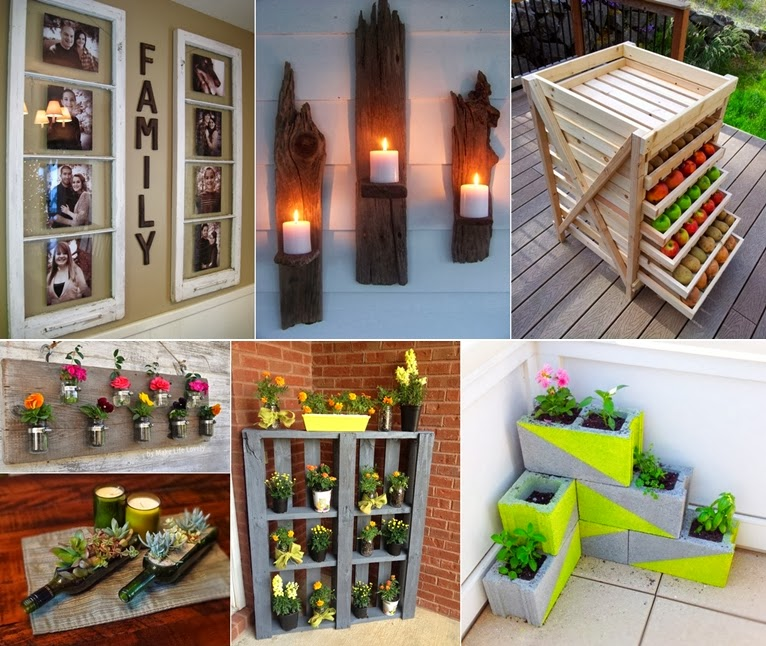 The Coolest 34 DIY Projects You Need To Make This Spring