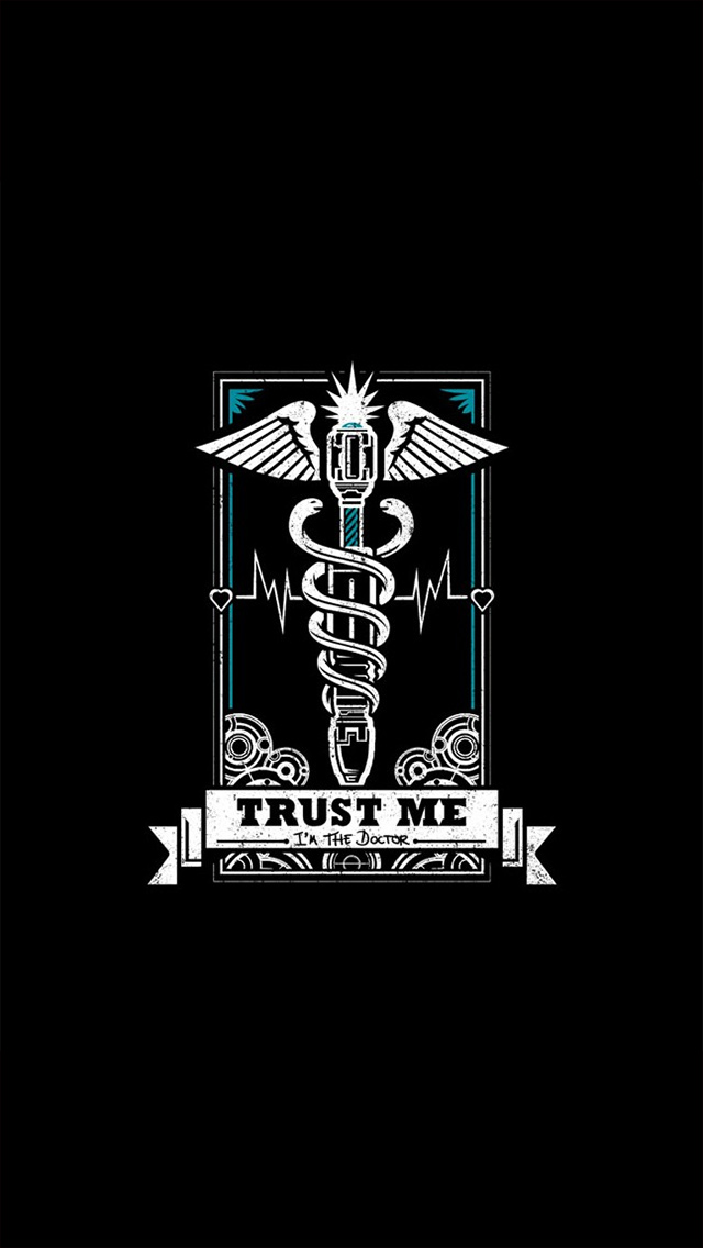 TrustMe iPhone 5 hd wallpaper download
