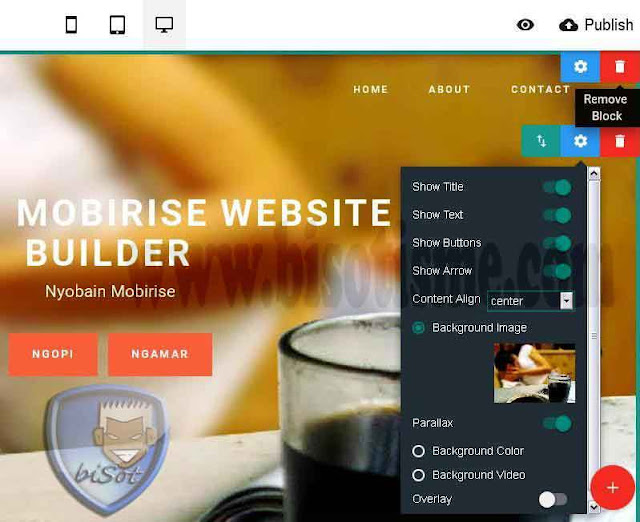 aplikasi gratis membuat website mobile friendly