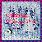 Christmas Ornie SAL 2018
