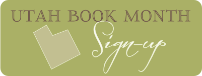 Utah Book Month Sign-Up