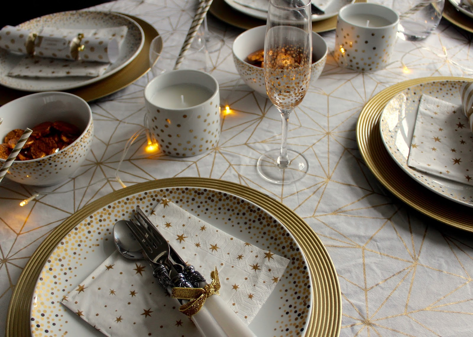 Sparkle dinnerware - Wilko & Home for Christmas - decorations tableware and home comforts ...
