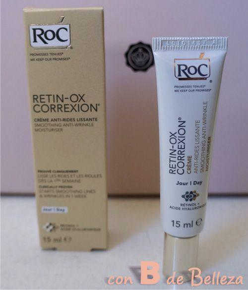 Retin-ox correxion de ROC