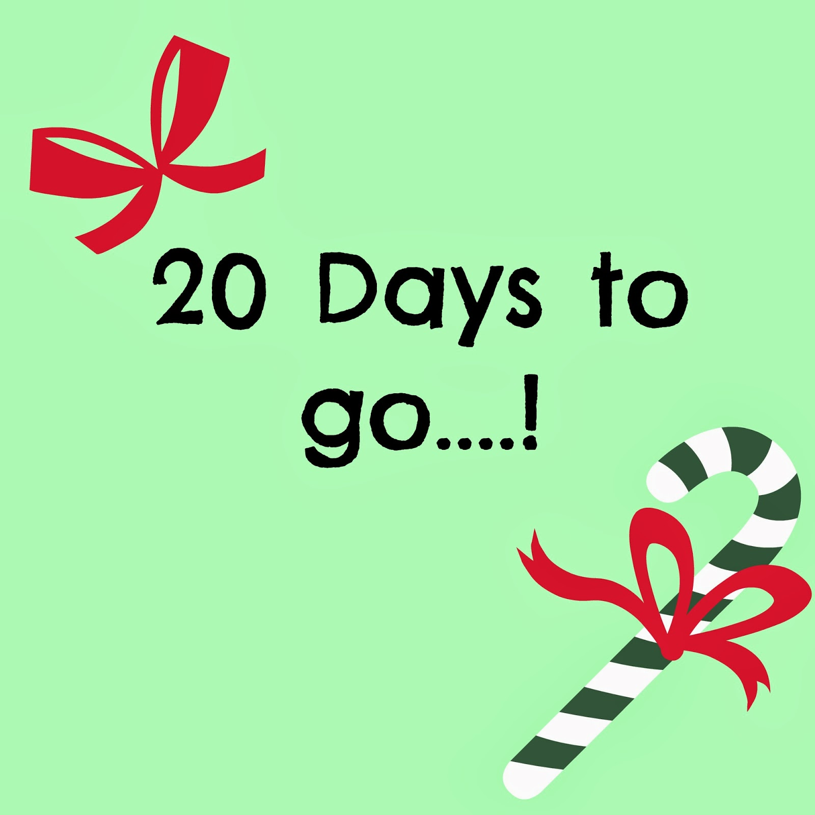 The Dorothy Days: 20 days to go until Christmas Day - The ...