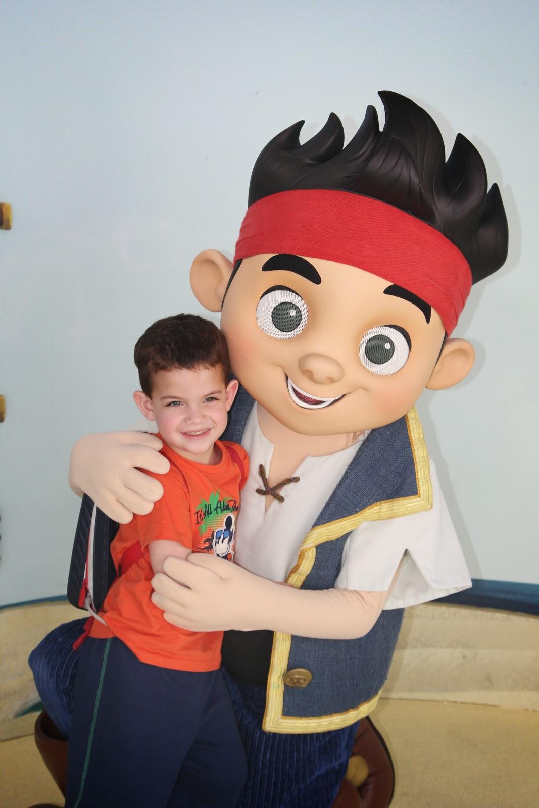 Pirate Jake