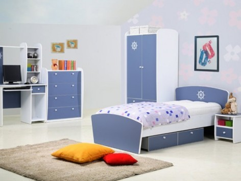 Colecci n de muebles para el dormitorio de ni os - Muebles para ninos ...