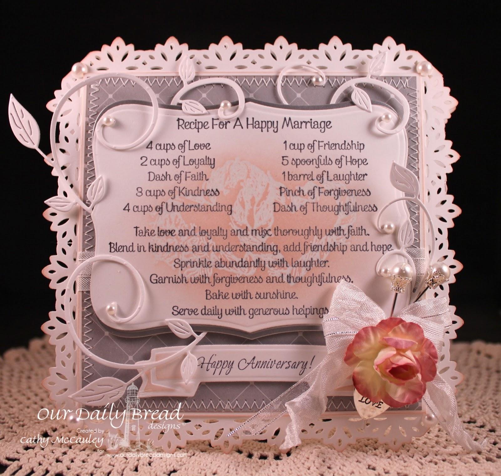 Golden Inkspirations: ODBDSLC146 Silver Anniversary