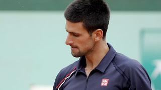 Djokovic asume su derrota