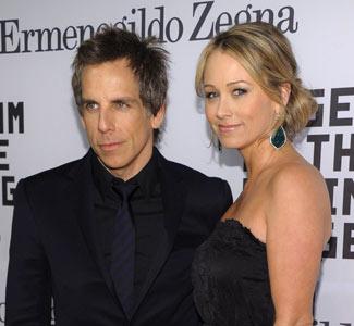PICTURE BUGS: Longest-married celebrity couples Ben Stiller Christine Taylor Wedding