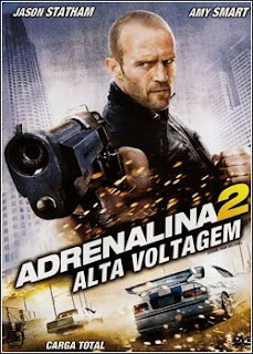 Adrenalina+2 Download Adrenalina 2: Alta Voltagem   DVDRip AVI Dual Áudio