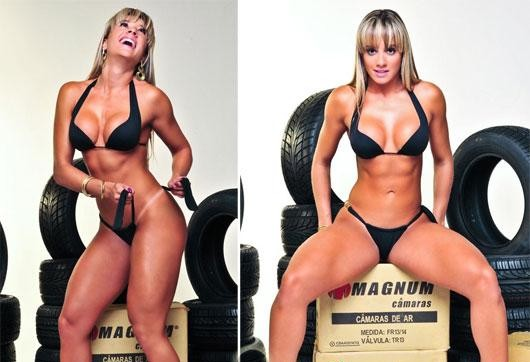 Juju+Panicat+gostosa+nua+mulher+pelada+12 As brasileiras mais famosas e gostosas já fotografadas nuas