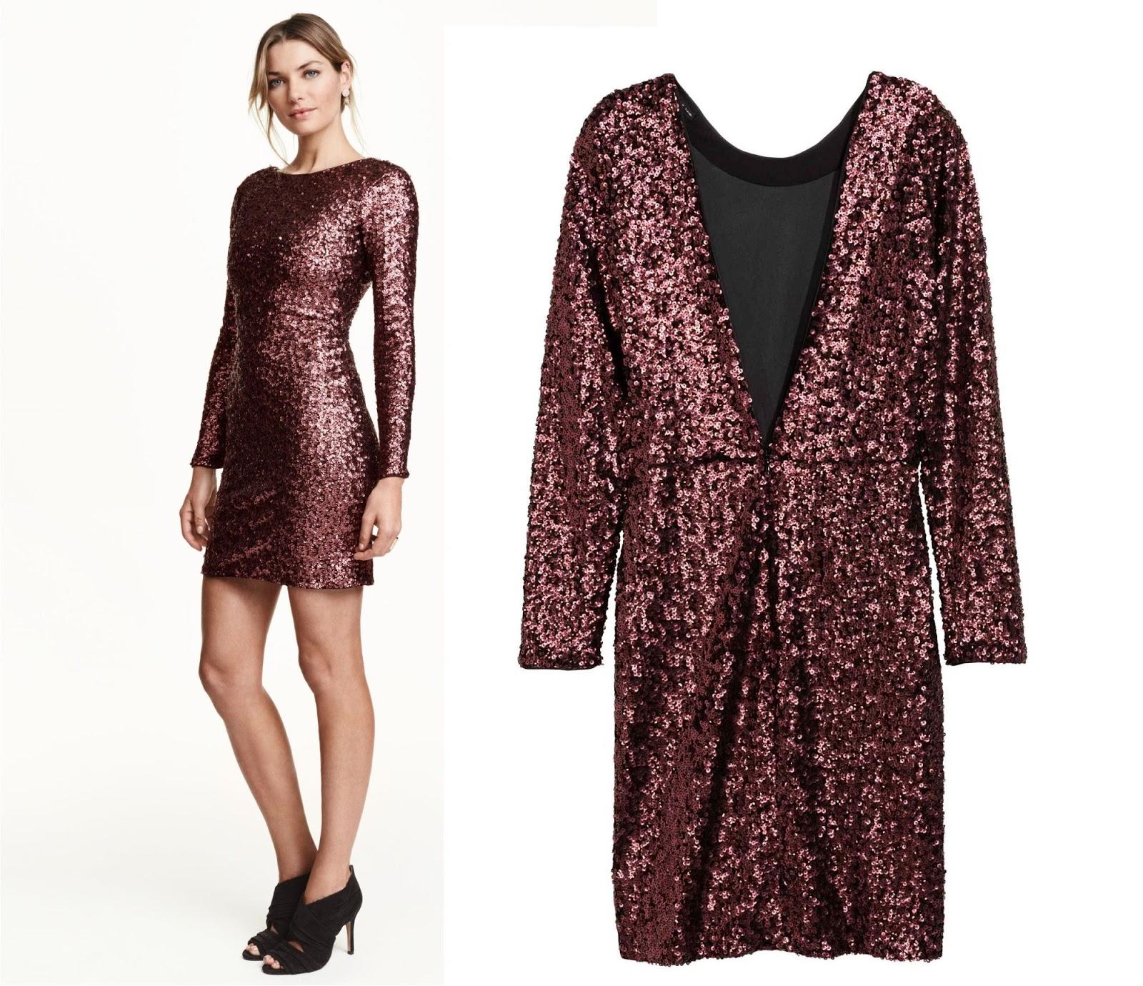 brokat | cekiny sukienka